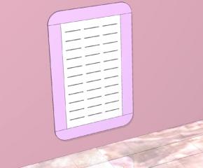 Panele sklepowe w okładzinie 20 cm