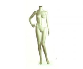 Manekin damski bez głowy