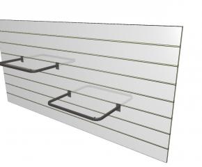 Panel biały 120x244